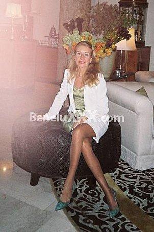 Audrey escort girl à Bruxelles